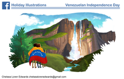 Venezuelan Independence Day
