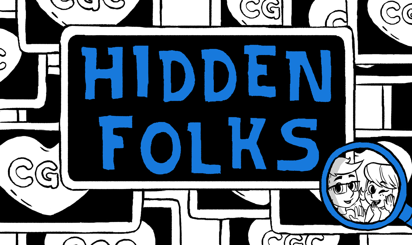 Hidden Folks Splash Page