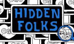 Hidden Folks Splash Page