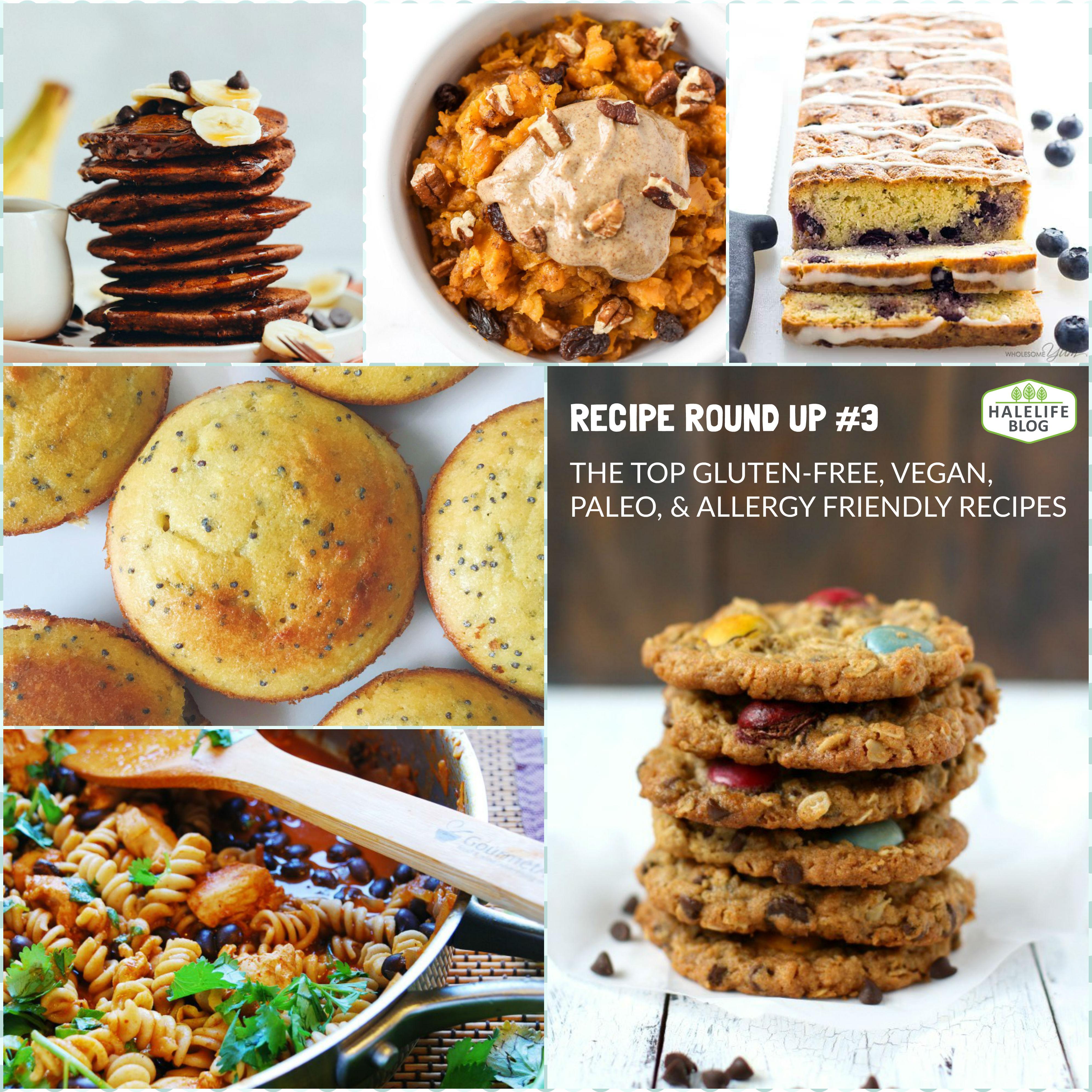 Top recommended recipes 3 gluten free vegan paleo more top recommended recipes 3 gluten free vegan paleo more halelife blog forumfinder Images