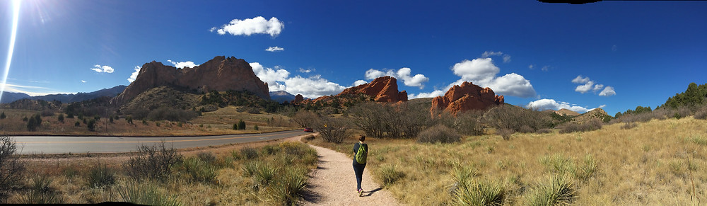 Picture from my trip to Garden of the Gods National Park