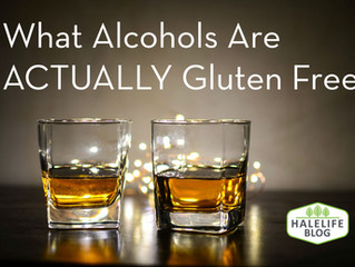 Turning 21: Here's What Alcohols Are ACTUALLY Gluten Free