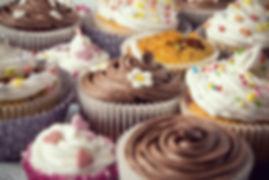 Gluten-Free & Vegan Cupcakes