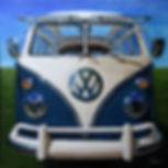 1967 Volkswagen Samba Bus