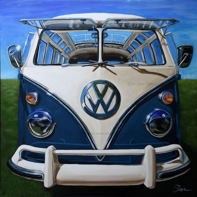 1967 VW Samba Bus