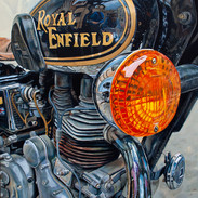 Sully's Royal Enfield