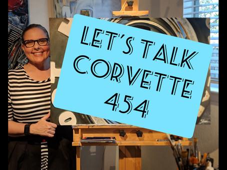 Ep 2 - Let's Talk 1971 Corvette 454