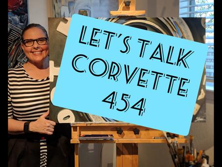 Ep 2 - Let's Talk 1971 Corvette 454