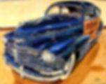 1948 Chevrolet Fleetmaster Fleetline Sportsman Sedan