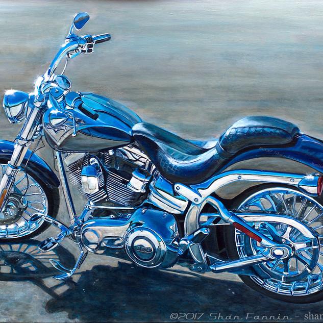2015 Harley Davidson CVO Breakout