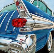 1957 Pontiac Safari Wagon