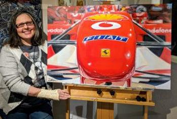 Shan and Ferrari F2002
