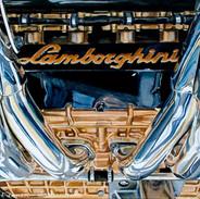 Lamborghini v12 boat engine