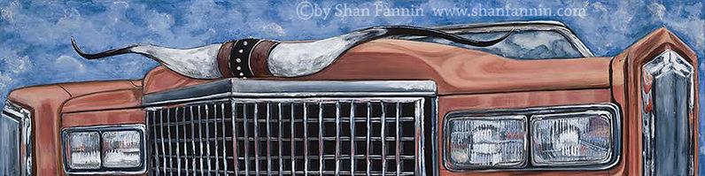 """""""Steering In Style"""" – 1975 Cadillac El Dorado"""