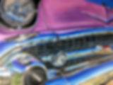 1957 Pink Chevrolet Bel Air