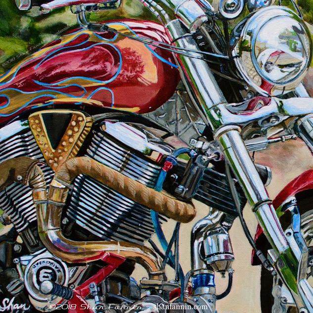 2004 Victory Vegas Motorcycle