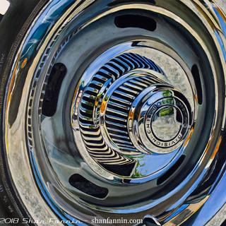 1971 Chevy Corvette 454 Wheel