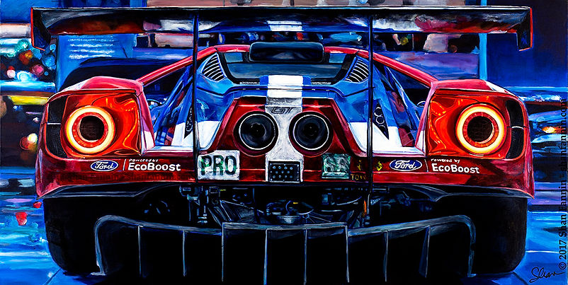 2016 Ford GT #68