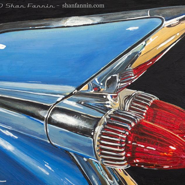 1959 Cadillac El Dorado Taillights