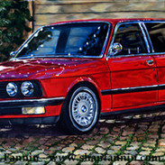 1987 BMW e28