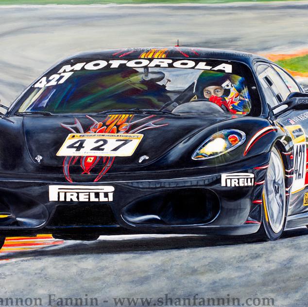 2009 Ferrari F430 Challenge