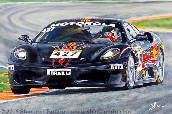Ferrari F430 Pirelli Challenge