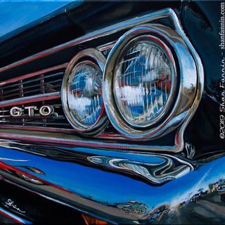1964 GTO Black