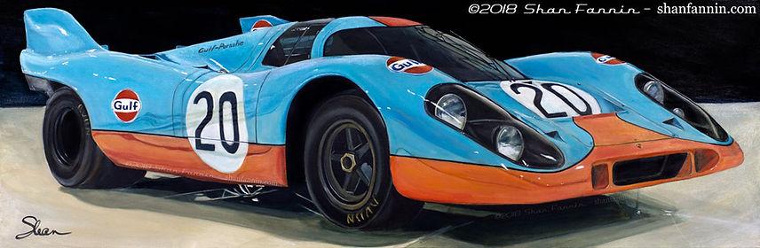 LeMans 1969 Porsche 917K