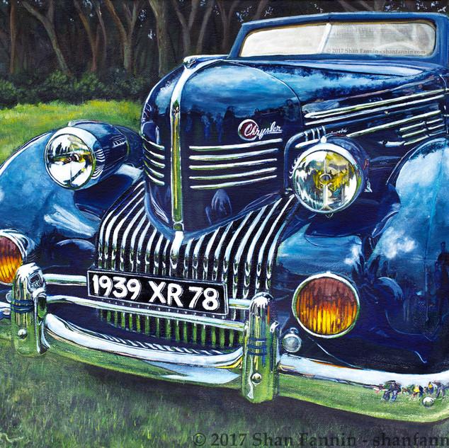 1939 Chrysler Custom Imperial
