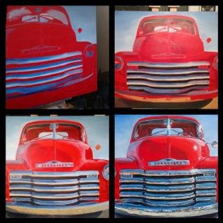 1951 Chevrolet Truck progress pi