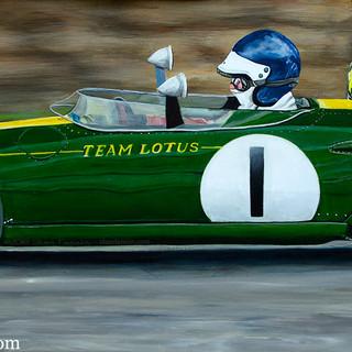 1966 Lotus 43