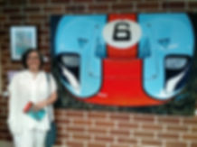 Shan and 1966 GT40