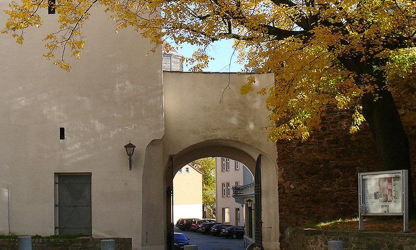 Tor an der Ortenburg