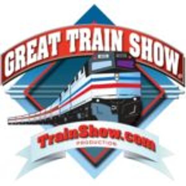 Great Train Show, Pleasanton, CA
