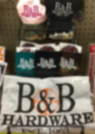 B&B Hardware Apparel
