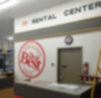 Rental Center