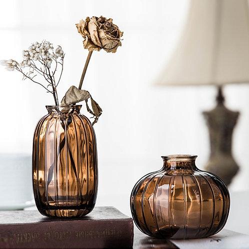 Nordic Home Decoration Glass Vase Living Room Decor Home Decor