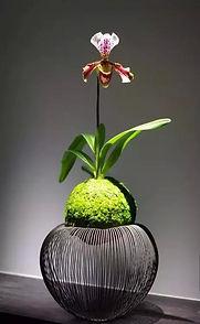 Ikebana / Art of flowers arrangement/ Event London