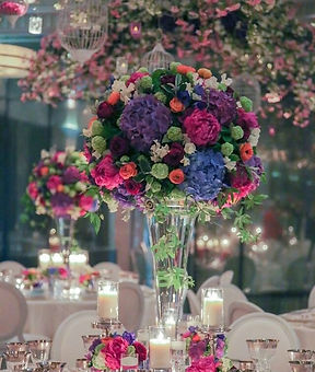 weekly flowers and Event london
