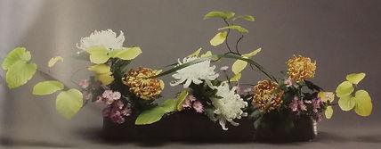 oriental event flowers / Ikebana London /oriental wedding flowers london