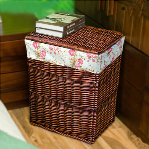 Big Laundry Basket for Clothes Laundry Basket .