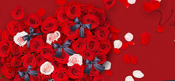 Tang flowers' rose only collection .We are based in Londn but delivery fresh flowers to the rest of UK.