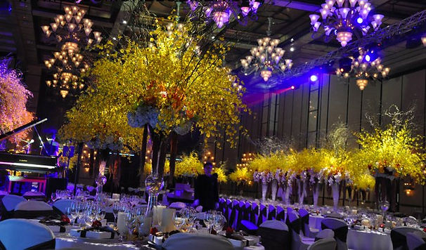 Specializing in event/wedding design in London.Tang flowers work closed with you to ensure your vision of the perfects wedding is brought to life in details
