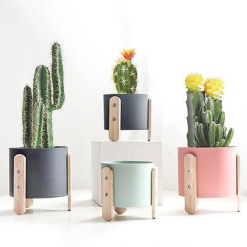 New Bright Color Plant Pot.