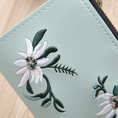 Women Leather Wallet.