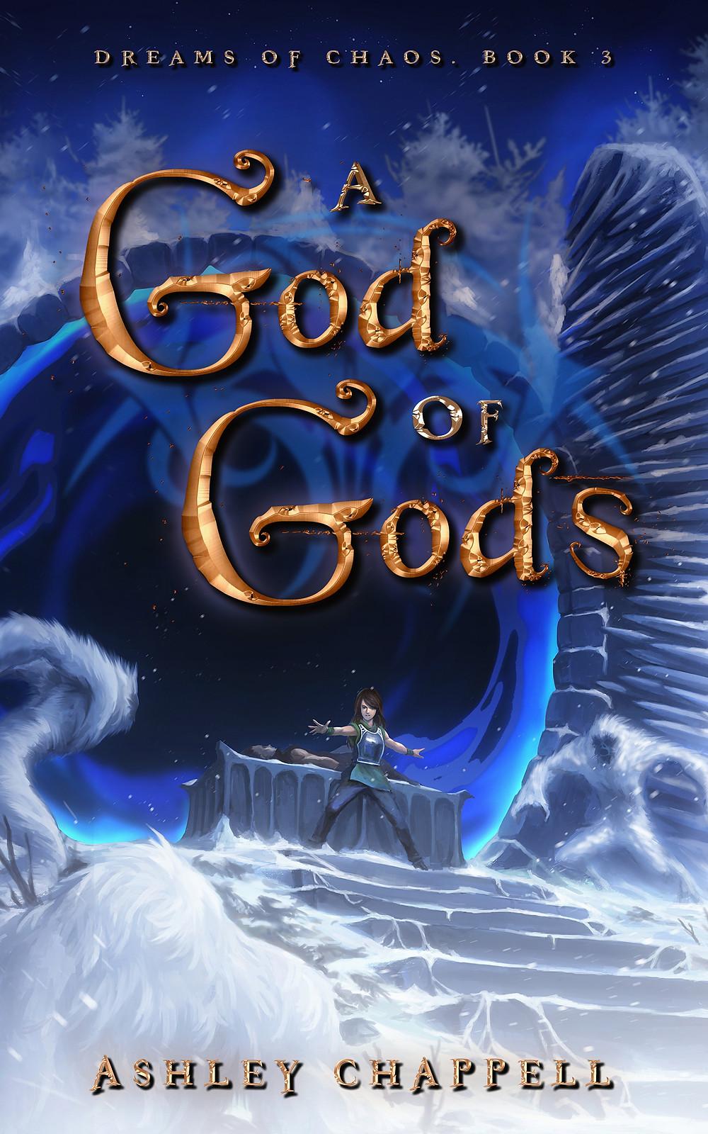 A God of Gods Cover Art