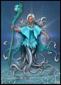 Miro, Goddess of the Seas
