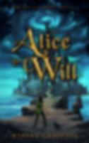 Alice Will: DoC #1 Cover Art