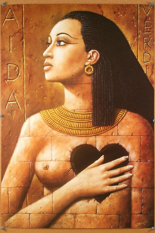 Aida, 2001, stage play