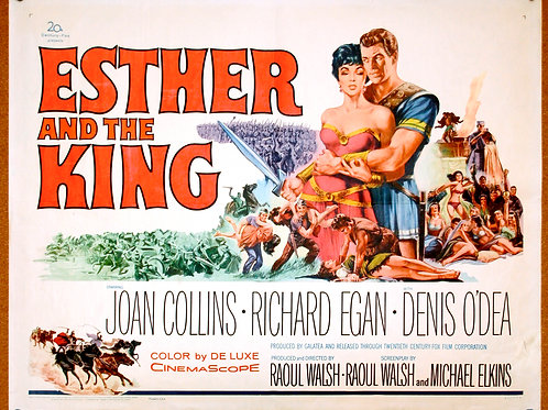Esther and the King, 1960